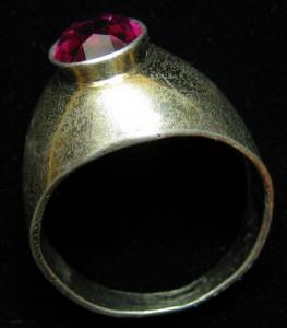 Женский перстень