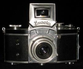 Фотоаппарат Exacta Jhagee Dresden