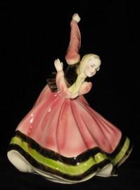 Статуэтка Танцующая девушка
