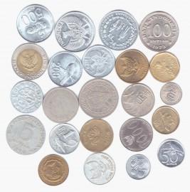 Монеты Индонезии