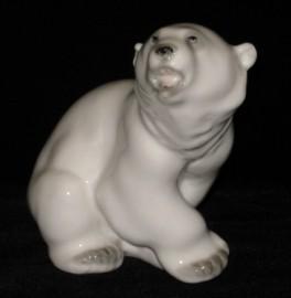 Белый медвежонок ЛФЗ