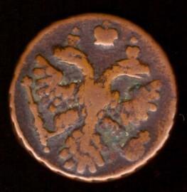 Полушка 1738