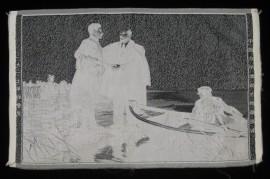 Картина Ленин и Сталин