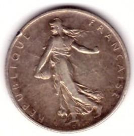 2 франка 1914 год