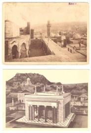 Дворец Ширван-шахов. 1927 год.