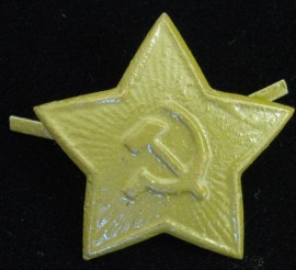 Звезда на шапку или фуражку