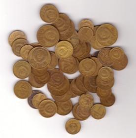 Монеты 1928 - 1957 гг